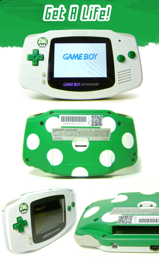 Get a Life! - SMB-themed GBA!